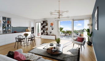 Arpajon programme immobilier neuve « Programme immobilier n°218734 » en Loi Pinel  (5)