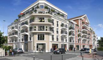 Le Blanc-Mesnil programme immobilier rénové « Résidence n°218736 » en loi pinel