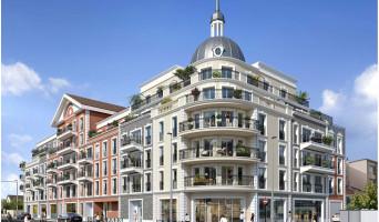Le Blanc-Mesnil programme immobilier neuve « Programme immobilier n°218736 » en Loi Pinel  (2)