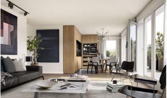 Le Blanc-Mesnil programme immobilier neuve « Programme immobilier n°218736 » en Loi Pinel  (4)