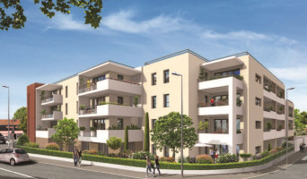 Le Pontet programme immobilier neuve « L'Eveil »