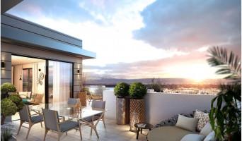 Vétraz-Monthoux programme immobilier neuve « Domaine de Lux'Or Tr 2 » en Loi Pinel  (2)