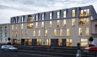 Cherbourg-Octeville programme immobilier rénové « Passage Emery »