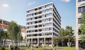 Lille programme immobilier neuve « Ekko » en Loi Pinel