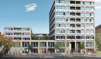 Lille programme immobilier neuve « Ekko » en Loi Pinel  (2)