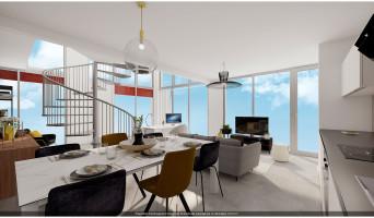 Lille programme immobilier neuve « Ekko » en Loi Pinel  (4)