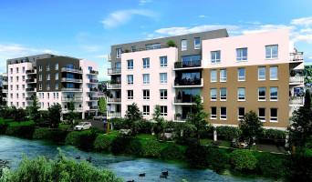 Maromme programme immobilier rénové « Au fil de l'O2 » en loi pinel