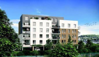 Maromme programme immobilier neuve « Au fil de l'O2 »  (2)