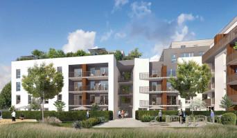 Tassin-la-Demi-Lune programme immobilier neuf « La Bastide de l'Horloge »