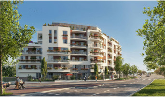 Livry-Gargan programme immobilier neuve « Vue Ciel » en Loi Pinel  (2)