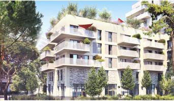 Bordeaux programme immobilier neuf « Bordocima 2 » en Loi Pinel