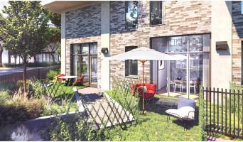 Bordeaux programme immobilier neuve « Bordocima 2 » en Loi Pinel  (2)