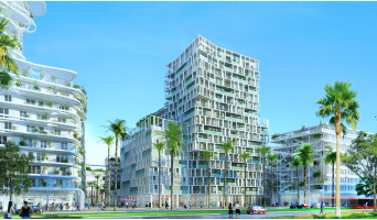 Nice programme immobilier neuve « JOIA - Résidences Reva et Sola » en Loi Pinel  (2)
