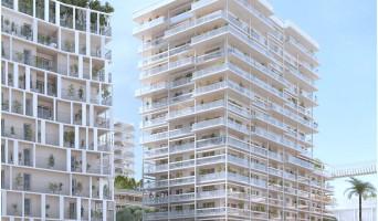 Nice programme immobilier neuve « JOIA - Résidences Reva et Sola » en Loi Pinel  (4)