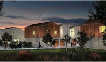 Mérignac programme immobilier neuve « Les Ateliers d'Iris »  (2)