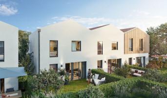 Mérignac programme immobilier neuve « Les Ateliers d'Iris »  (3)