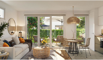 Mérignac programme immobilier neuve « Les Ateliers d'Iris »  (5)