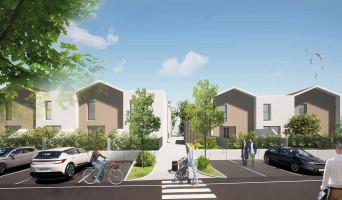 Marguerittes programme immobilier rénové « Domaine Princesse » en loi pinel
