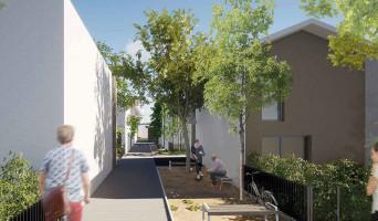 Marguerittes programme immobilier neuve « Domaine Princesse » en Loi Pinel  (2)