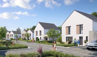 Bouchemaine programme immobilier neuve « Le Domaine de Rochebrune »