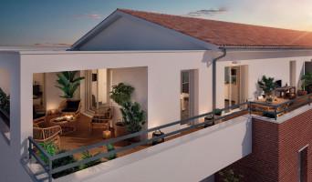 Toulouse programme immobilier neuve « Joia » en Loi Pinel  (2)