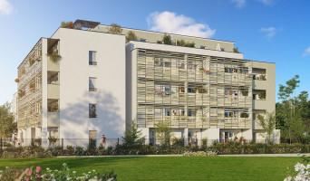Collonges-sous-Salève programme immobilier rénové « Les Balcons de Genève » en loi pinel