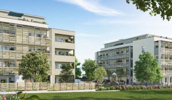 Collonges-sous-Salève programme immobilier neuve « Les Balcons de Genève » en Loi Pinel  (2)
