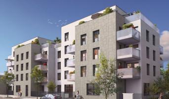 Lyon programme immobilier rénové « Esprit Lumière » en loi pinel