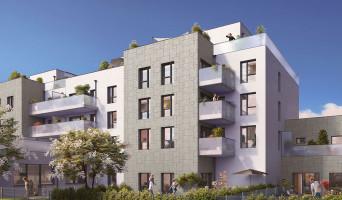 Lyon programme immobilier neuve « Esprit Lumière » en Loi Pinel  (2)