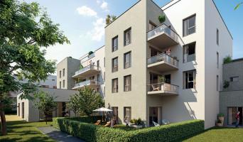 Lyon programme immobilier neuve « Esprit Lumière » en Loi Pinel  (3)