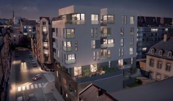 Rennes programme immobilier neuve « Le Gabriel » en Loi Pinel