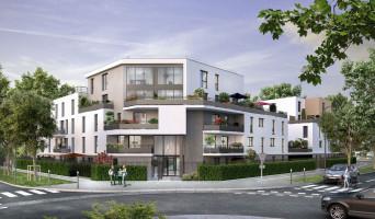 Élancourt programme immobilier neuve « Les Jardins d'Amantine »