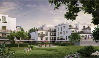 Élancourt programme immobilier neuve « Les Jardins d'Amantine »  (2)