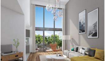 Élancourt programme immobilier neuve « Les Jardins d'Amantine »  (3)