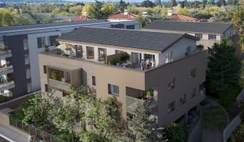 Tassin-la-Demi-Lune programme immobilier neuve « XVI » en Loi Pinel