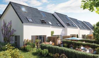 Angers programme immobilier neuf « Le Clos des Noyers