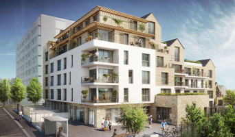Chaville programme immobilier neuf « Equilibre