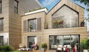 Chaville programme immobilier neuve « Equilibre » en Loi Pinel  (2)