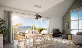 Chaville programme immobilier neuve « Equilibre » en Loi Pinel  (3)
