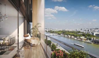 Paris programme immobilier neuve « Wood Up »