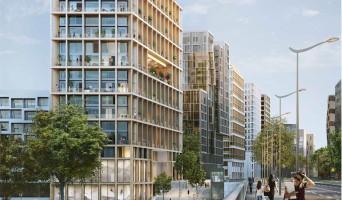 Paris programme immobilier neuve « Wood Up »  (2)