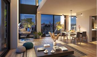 Paris programme immobilier neuve « Wood Up »  (3)