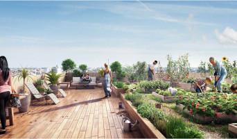 Paris programme immobilier neuve « Wood Up »  (4)