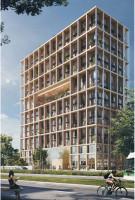 Paris programme immobilier neuve « Wood Up »  (5)