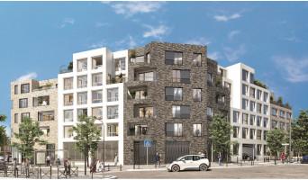 Épinay-sur-Seine programme immobilier neuve « Le 109 Paris »