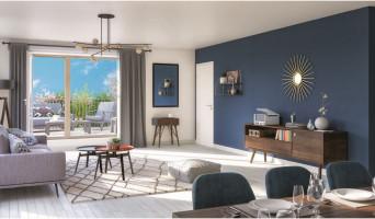 Épinay-sur-Seine programme immobilier neuve « Le 109 Paris »  (2)