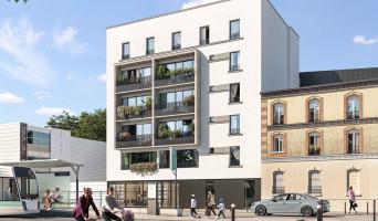 Épinay-sur-Seine programme immobilier neuve « L'Atelier des Lumières » en Loi Pinel
