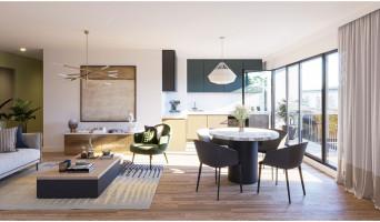 Épinay-sur-Seine programme immobilier neuve « L'Atelier des Lumières » en Loi Pinel  (3)