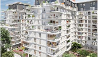 Clichy programme immobilier neuve « Boréales » en Loi Pinel  (3)