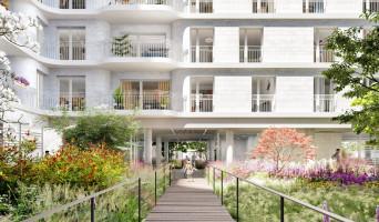Clichy programme immobilier neuve « Boréales » en Loi Pinel  (4)